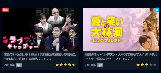 ラブ・キャッチャー(日本語字幕)無料動画を紹介!pandoraで見れる?